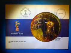 Russia 2015 FDC Moscow The 2018 FIFA World Cup Russia Soccer | eBay Russia World Cup, Fifa World Cup, Moscow, Stamps, Soccer, Ebay, Note, Seals, Futbol