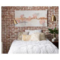 Cantilever Floor Lamp Brass - Threshold™ : Target