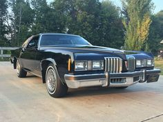 1977 Pontiac Grand Prix LJ Coupe 2-Door