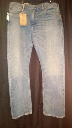 Polo by Ralph Lauren Men's Jeans Size 38X30 NWT Unbeatable Price!!!