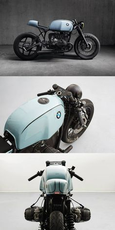 '92 BMW R80 by Diamond Atelier