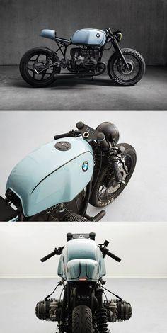 '92 BMW R80 by Diamond Atelier