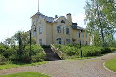 Kuokkalan Kartano, near Jyväskylä Mansion Houses, Homeland, Villas, Castles, Parks, Buildings, Map, Mansions, Architecture