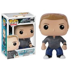 Fast and Furious Brian O' Connor Pop! Vinyl Figure - Funko - Fast and the Furious - Pop! Vinyl Figures at Entertainment Earth
