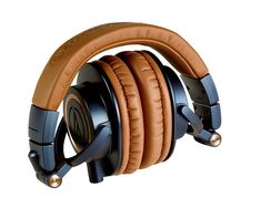 Audio-Technica ATH-M50xBL Limited Edition #Headphones