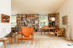 Une maison d'architecte au design scandinave - Marie Claire Maison