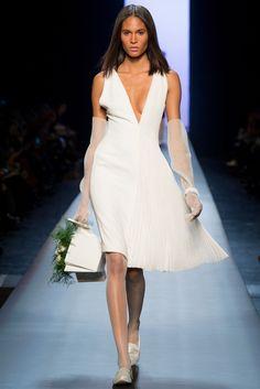 Jean Paul Gaultier Haute Couture  kolekce jaro - léto 2015 Módní Přehlídka 3b90f606a2d
