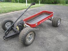 rat rod wagons, Pedal cars, go karts - Google Search
