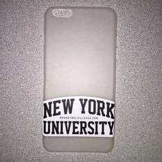 Brandy Melville Iphone 6 PLUS Case Brand new in packaging, clear iphone 6 plus case with brandy sticker on the back. It sits perfectly over the iphone logos on the bottom of the phone and sits right above the bottom line towards the bottom of the iphone (if that makes any sense) Brandy Melville Accessories Phone Cases