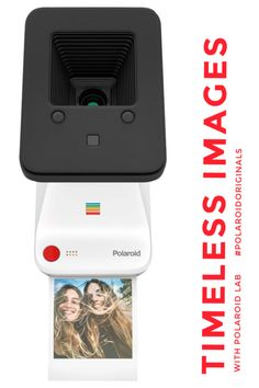 Not a printer, not a scanner, just an instant formula for timeless images. The Polaroid Lab takes the digital and makes it analog for your enjoyment. Old Family Photos, Family Photo Album, Press The Red Button, Smartphone Printer, Polaroid Pictures, Going To Work, Digital Photography, Family Travel