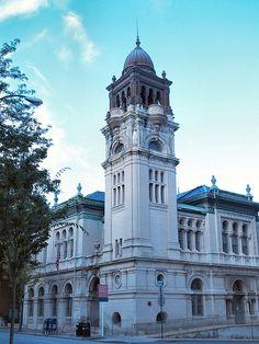 City Hall Lancaster Pa