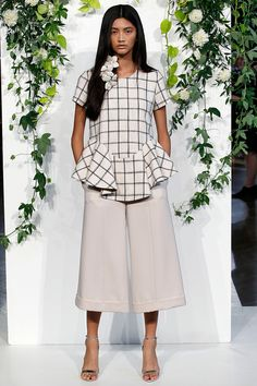 Kaelen | Spring 2015 Ready-to-Wear Collection | Style.com