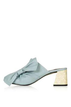 Limited Edition PAVLOVA Mid Heel Mule - Topshop