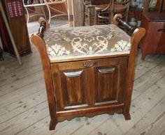Antique Piano stool- Ebay.co.uk & Antique Piano Stool Cast Metal Base Tonk | Vintage decor ... islam-shia.org