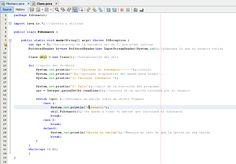 7.-JAVA - Objetivo del programa: El programa realizará el cálculo de la fórmula de Fibonacci, a partir de variables con valores estáticos, declarados previamente en el método