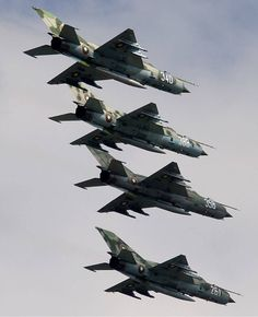 The Mikoyan-Gurevich was a Soviet supersonic jet fighter and interceptor. In many ways, the was a symbol of the effective and simple Soviet Military Jets, Military Weapons, Air Fighter, Fighter Jets, Russian Military Aircraft, Reactor, Russian Plane, Jet Air, Mig 21