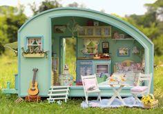 diy kit bois maison de poupée miniature, jouet maison unique taille big avec des meubles pour les enfants& amant