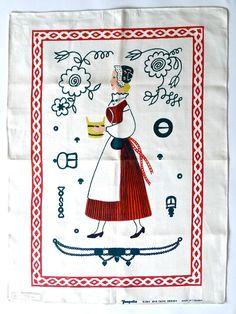 Eura Apron, Napkins, Towel, Towels, Dinner Napkins, Aprons