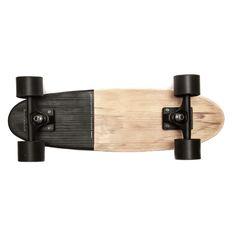Skateboard Cruiser Noir - Saint Studio
