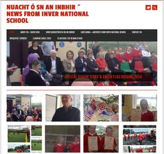 This is the class blog for a two-teacher school located on the west coast of Co. Mayo in Ireland. Students are from 4-12 years of age. The school was 125 years old in 2011.