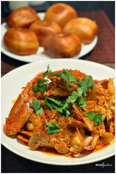 Fantastic Five: Celebrating with Singapore Chilli Crab