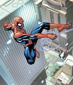 Spider-Man by Paco Medina