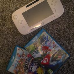 On instagram by retrodre  #gameboy #microhobbit (o)  Finally got myself the Wii U with Mario kart 8 and Super Smash Bros. I can already say this is one of the best consoles I've ever played. I was never a fan of the Wii but Nintendo did ever thing right with this console! What's your favorite game for the Wii U? Comment below #retro #retrogaming #zelda #like4like #love #follow #f4f #l4l #mario #donkeykong #japanese  #nintendo #gamecube #wii #n64 #nes #gamer #game #collection #collector…