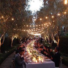 Some enchanted evening #brikewedding2015