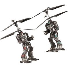 Excalibur RC Flying Robot for the boys