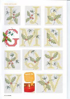 Gallery.ru / Фото #28 - Enjoy Cross Stitch 02 Xmas 2009 - alvaraya