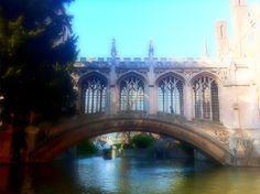 Bridge of Sighs, Cambridge, United Kingdom