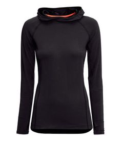 Product Detail | H US Hooded Sports Top $24.95