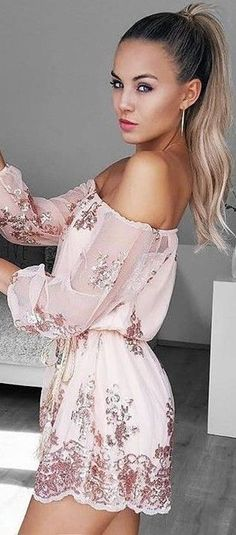 Shine Bright Pink Playsuit                                                                             Source