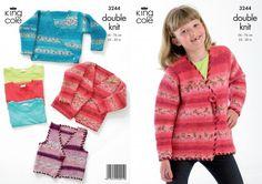 3244 | Knitting Pattern | Cardigans 11