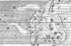 """Johann Bayer (1572–1625) """"Uranometria"""" (01)"""