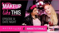 Make Date Night Happen Episode 9 | Maybelline New York