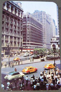 Herald Square, 1951.