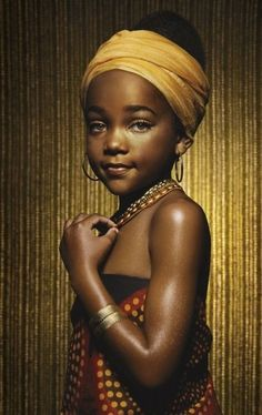 """""""Young African Girl"""" - Paul Thompson - Google+"""