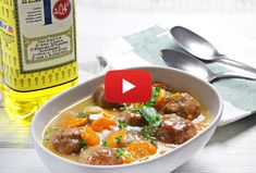Receta Albóndigas a la cerveza - Ybarra en tu cocina