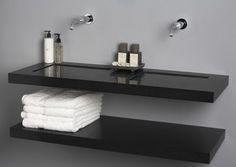 Modern sink design