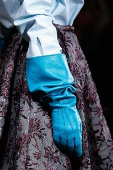 Rochas AW 2014/15 gloves
