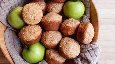 Apple Bran Muffins Recipe | Breakfast Muffins | The Sweetest Journey