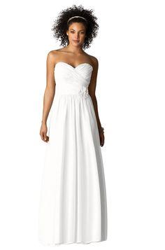 After Bridesmaid Dress