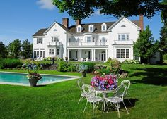 475 Round Hill Rd, Greenwich, CT 06831 is For Sale - Zillow | 8,250,000 USD | 8,359 sf | 6 bed 7 bath | built 1995 | Custom designed and constructed to fit so naturally into its surroundings that it looks like it has been there for over 100 years | 4.2 acres | www.475RoundHillRoad.com