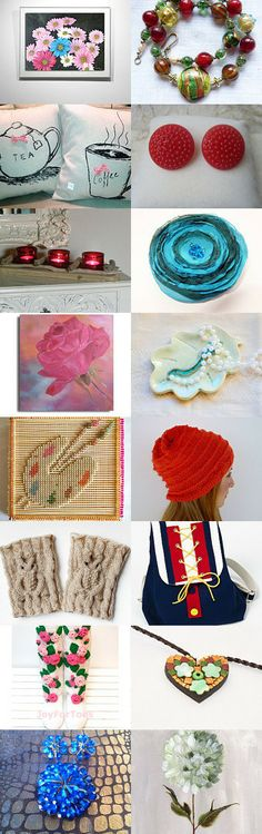 Ladies First - Gift Ideas for Women by Talicake Crochet on Etsy--Pinned with TreasuryPin.com