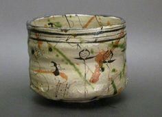 Yashichida tea bowl Katsunori Sawa| ギャラリー桃青