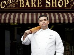 Wedding Cakes: 9 Tips from Cake Boss Buddy Valastro Easy Listening, Jersey Girl, New Jersey, Cake Boss Hoboken, Cake Boss Buddy, Buddy Valastro, Reality Tv Stars, Cake Decorating Tips, Cookie Decorating