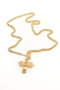 Elizabeth Locke Jewelry | ... Locke Long Venezia Chain by Elizabeth Locke from Amanda Pinson Jewelry