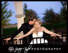 Jenny Taylor Wedding Photography Frankfort, IL | Sexy Bride and Groom Pose