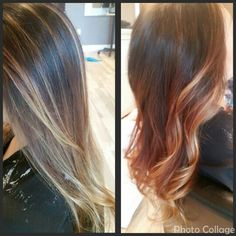 This is my color, cut and styling.  Visit Stephanie Cerise Hair on Facebook for bookings.